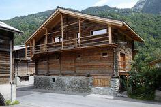 Alp'Architecture sàrl - Le Châble / Lausanne -