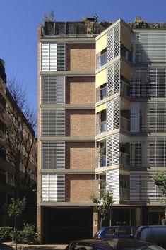 Coderch - Juan Sebastian Bach  | Taken by 08023 Architects - Barcelona | #Architects #Coderch