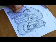 Le roi lion aux fuseaux (LADENTELLEDELILA.WIFEO.COM) - YouTube