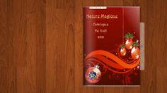FlipSnack   Catalogue de Noel by nature.magique