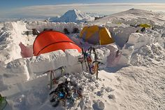 Beginner's Guide to Winter Camping: A Four Part Series   Backpacker Magazine