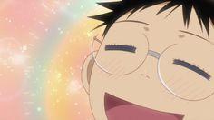 YowaPeda ~~ Please sing it again, Onoda-kun! ::  ♪ Hime Hime, suki suki daisuki Hime ♫