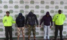 Policia Nacional ejecuto la operacion denominada Los Piratas