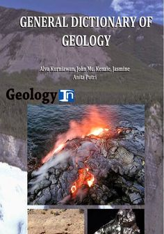 Download The General Dictionary of Geology | Geology IN