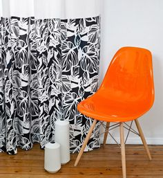 How to make custom curtains