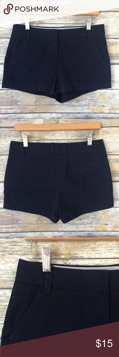 J. Crew Navy Chino Shorts Excellent condition. J. Crew Shorts