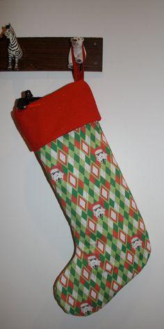 NIKE-CHRISTMAS-STOCKING. GRRREAT! | RAVE 'BOUT X-MAS | Pinterest ...