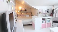 little2amb: Room auf We Heart It - http://weheartit.com/entry/92442492