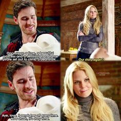 Ideas wedding vows that make you cry beautiful captain swan for 2019 Ouat, Once Upon A Time Funny, Once Up A Time, Killian Jones, Emma Swan, Wedding Vows That Make You Cry, Robin Hood, Hook And Emma, Colin O'donoghue