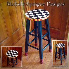 Hand Painted Painting Wicker Furniture Painted