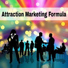 Attraction Formula Pdf