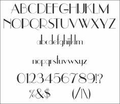 無料で商用利用も可能な印象的な英字フォントいろいろ - GIGAZINE