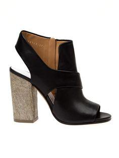 Women - Maison Margiela Chunky Heel Sandals - L'Eclaireur Shop