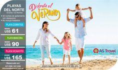¡¡¡No te pierdas de unas deliciosas vacaciones!!!☀ :D En las playas del Norte a los mejores precios