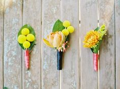 """A backup boutonniere for the groom. His boutonniere will wilt faster than you can say """"I do!"""" The summer heat combined with embrace-after-embrace might be a mini disaster. Order extra boutonnieres for him and he'll look fresh and fab all day. Wedding Planning Tips, Wedding Tips, Dream Wedding, Wedding 2017, Wedding Details, Wedding Stuff, Wedding Gowns, Groom Boutonniere, Boutonnieres"""
