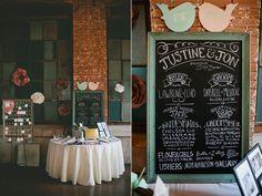 Wedding DIY's: My First Few Wedding Signs