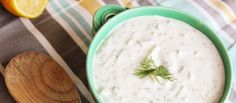 Receta de Salsa de yogur para ensaladas - Cómo hacer salsas para ensaladas - Salsa de yogur light - Salsa de yogur para pasta - Recetas de ensaladas