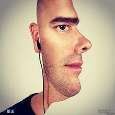 Двуличность... Такая вот двуличность... ;)))