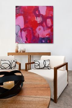 Original art on canvas from carolynne coulson, contemporary abstract paintings and artist's books