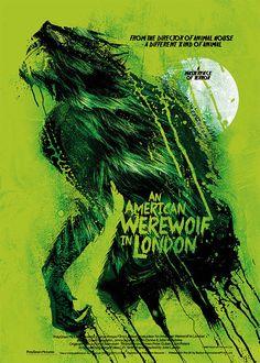 American Werewolf by Scott Woolston