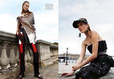 Harper's Bazaar Australia - JAC