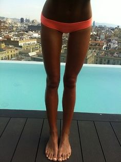 My DREAM legs right here