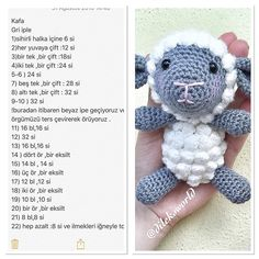 Brain Troll Game is a new free brain training game. Crochet Gratis, Crochet Bear, Free Crochet, Amigurumi Toys, Amigurumi Patterns, Doll Patterns, Crochet Doll Pattern, Crochet Dolls, Crochet Patterns