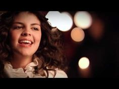 """""""I Believe"""" sung by Nikki Yanofsky  This is the official anthem of the 2010 Winter Olympics in Vancouver.  It is so inspirational... and brings back phenomenal memories!"""