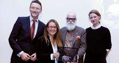 Defne Ayas'a Hollanda'da prestijli ödül