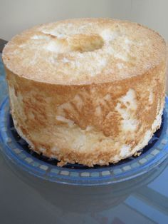Heavenly Gluten-free, Dairy-free Angel Food Cake - Exquisite Dish - still uses sugar, though