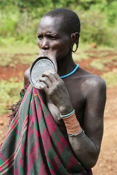 Suri (Surma) Tribe