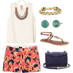"""""""Final Summer Outfit"""" by alyssanicolesmith on Polyvore"""
