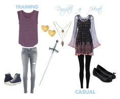 """Daughter of Hecate"" by mon-fantasyfangirl ❤ liked on Polyvore featuring art"