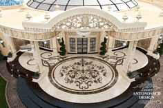 Professional services of Beatiful Villa's Exterior Design by one of the best interior decoration companies in Qatar. We deliver your expectation.
