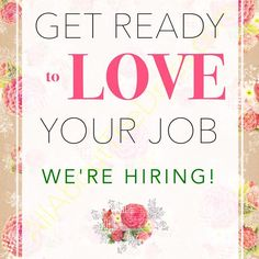 We are looking for a highly motivated lady to work approximately 20-25 hrs a week and available to work Saturdays.  We want someone with a positive attitude a smiling face loves to work with people and help brides say yes to the dress!  If you feel you fit this position please email your resume to info@allaboutthedress.com.  If you don't have a resume you may stop by the store and pick up an application. - http://ift.tt/1HQJd81