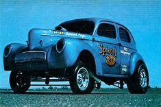 Vintage Drag Racing - Gasser
