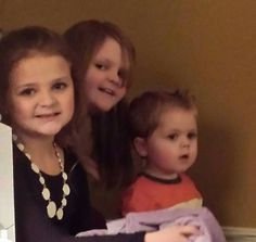Thanksgiving 2016 Addy, Bella and Kashus
