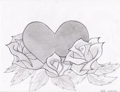 Drawings Of Hearts | We Know How To Do It