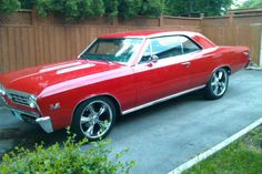 66 chevelle 396 All original with rims