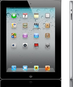 32GB Black iPad 2 with Wi-Fi