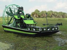 One of my fav things to do...spend the day on Partner's air boat