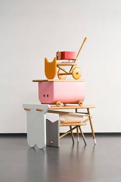 Avlia – Furniture System for Children on Behance
