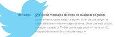 Los DM de Twitter: ¿oportunidad o riesgo para la comunicación? Post en el blog de Best Relations.
