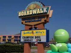Boardwalk - Pensacola Florida