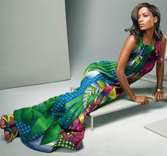 Nzuimanto: La mode africaine