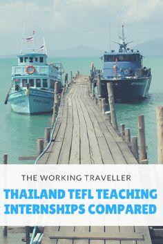 Thailand TEFL Teaching Internships Compared