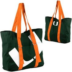 Miami Hurricanes Big Logo Tote