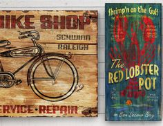 I pinned this from the Red Horse Signs - Vintaged & Americana Wood Wall Art event at Joss & Main!