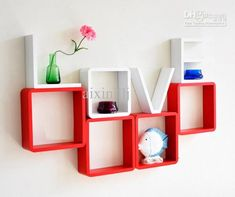 Spacious Wholesale LOVE Wall Mount
