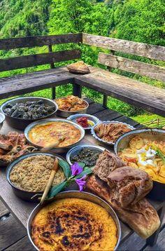 Karadeniz Mutfağı / Ayder Yaylası, Rize / @_yaofei